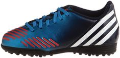 adidas Unisex-Child Predito Lz Trx Tf J Football Boots Bleu Football Boots, Trx, Cleats, Adidas Originals, Trainers, Size 10, Lace Up, Unisex, Children