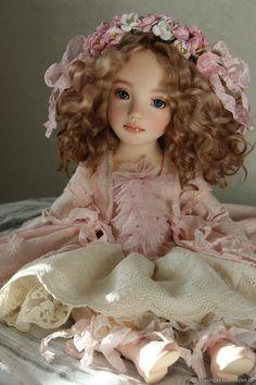 Джени! – купить или заказать в интернет-магазине на Ярмарке Мастеров   Кукла сделана без форм!!! Вылеплена вручную от и…
