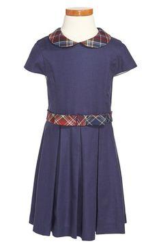 Oscar de la Renta Cap Sleeve Dress