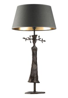 Buy Madame Table Lamp by Nicky Dobree - Quick Ship designer Lighting from Dering Hall's collection of Rustic / Folk Mid-Century / Modern Traditional Table Lighting.