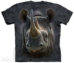 PRIKID - Black Rhino T-Shirt, $37.00 (http://prikid.eu/black-rhino-t-shirt/)