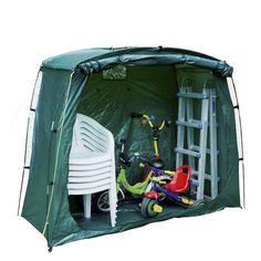 Garage Storage Racks, Bike Storage, Shed Storage, Outdoor Storage, Outdoor Garden Sheds, Outdoor Gardens, Bike Cover, Garden Equipment, Outdoor Gear