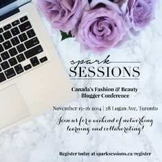 Sparks Sessions – Canada's Fashion and Beauty Conference