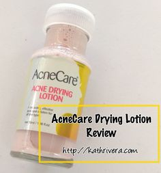 Product Review: Acne