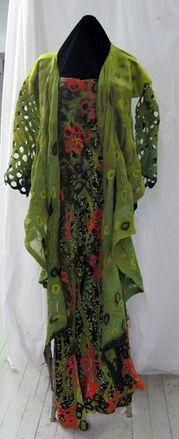 My First Seamless Felt Garments. - B. Felt: Exquisitely Crafted Wool Felt Fashions