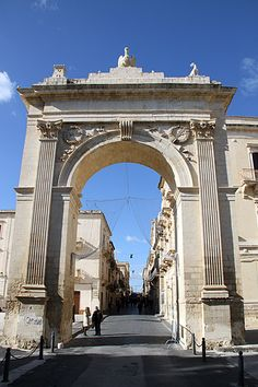 Noto, Sicily, Italy  - Explore the World with Travel Nerd Nici, one Country at a Time. http://TravelNerdNici.com