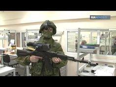 ▶ RIA Novosti - Ratnik Future Soldier System IR/Thermal Weapon Sight Testing [720p] - YouTube