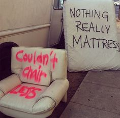 Furniture Puns