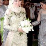 Baju Pernikahan Muslim Modern(Baju Pengantin Muslimah)