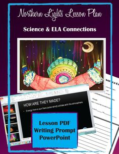 Elementary Visual Arts Lesson Plan. Connections to Science and ELA. Possible Arts Integration Project for classroom teachers.   $5 lesson plan!