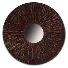 Leick Furniture Porthole Mirror