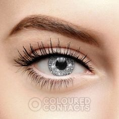 Image result for glitter contact lenses