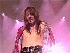 Axl Rose /Guns N' Roses/  GNR