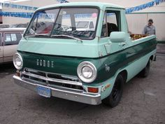 1969 DODGE A100 2-Door Pickup i WANT this little truck