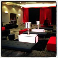 Casino Royale themed event by Rocket Event Services