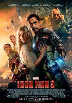Tony Stark, l'industriel flamboyant qui est aussi Iron Man, est confronté cette…