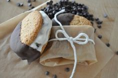Try our Frozen S'More Cookie Sandwiches Recipe!    #glutenfree Free from dairy, gluten, nuts, soy, and eggs. Full of delicious s'mores flavors!