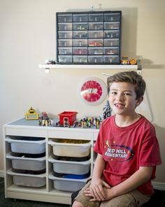 lego tables ikea hacks storage mesa lego sala de. Black Bedroom Furniture Sets. Home Design Ideas