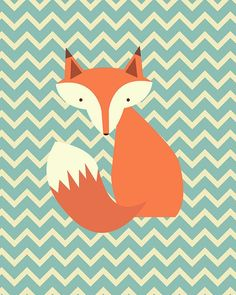 free fox printables - Google Search