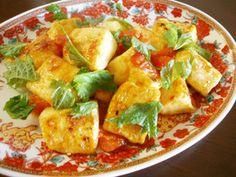 簡単☆豆腐チリ