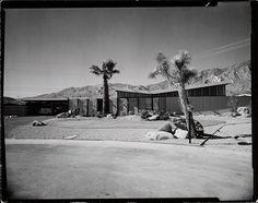 7 Photos From the Getty's New William Krisel Modern Archive - Curbed LA