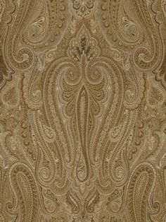 Stunning paisley crown decorator fabric by Kravet. Item 31890.6.0. Lowest prices and free shipping on Kravet products. Featuring Candice Olson. Search thousands of luxury fabrics. Always first quality. Swatches available. Width 53 inches.