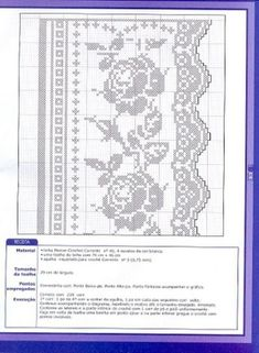 Flower lace filet diagram only by georgia.sellers