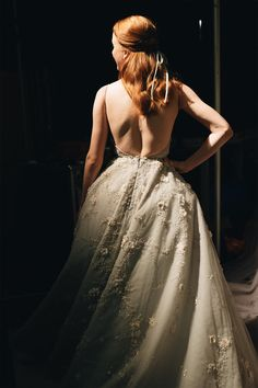Paolo Sebastian The Nutcracker Photo by Lei Lei Clavey Festival Mode, Festival Fashion, Prom Outfits, Prom Dresses, Paolo Sebastian Bridal, Gowns Of Elegance, Playing Dress Up, Backstage, Beautiful Outfits