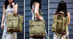 Review: Fjällräven No. 2 Totepack - Fast Food & Fast Fashion | a personal style blog