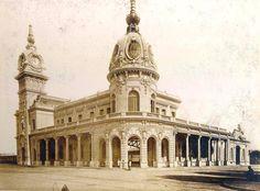 Estacion de ferrocarril, Mar del Plata