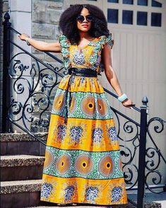 Une femme africaine qui n'a pas de tenue wax est comme une sauce sans assaisonnement, une beauty addict sans make up ou un geek sans ordinateur (rires). Il m'arrive parfois de me demand…