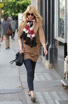 Claudia Schiffer Photo - Claudia Schiffer in West London