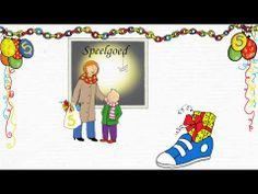 Daan koopt met zijn moeder cadeaus. (Sint zonder Stress) - YouTube