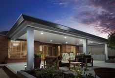 The Pavilion by Stratco is so much more than an outdoor living area. With the very best in design & construction, experience alfresco living redefined. Outdoor Living Patios, Modern Outdoor Living, Outdoor Areas, Outdoor Rooms, Outdoor Dining, Pergola On The Roof, Outdoor Pergola, Pergola Plans, Outdoor Pavilion