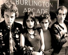 The Adverts In Session 1977 – Past Daily Soundbooth – Past Daily –  The Adverts - In session for John Peel - August 23, 1977 - BBC Radio 1 - The Adverts in session for John Peel tonight. Together only 3 years, but were the first Punk band to enjoy chart success and boasted bassist Gaye Advert as the First Female Punk Star (according... #afterlovefirstboyfriendgirlfriend #anarchyintheuk