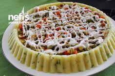 Tart Patates #tartpatates #salatatarifleri #nefisyemektarifleri #yemektarifleri #tarifsunum #lezzetlitarifler #lezzet #sunum #sunumönemlidir #tarif #yemek #food #yummy