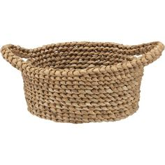 Batangas Small Bread Basket in Serving Baskets | Crate and Barrel