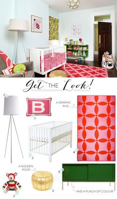 As a designer myself, I could be incredibly happy decorating spaces for children alone. Bright colours, quirky accents and adorable touches abound - its something I dont think Id ever tire of. Designed by the always talented Amie Corley, and beautifully captured by Ashley Gieseking, this collection of kidlet bedrooms are seriously as good as…