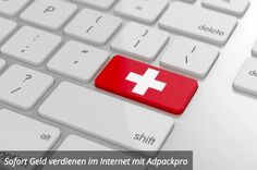 Seriös Geld verdienen daheim online durch Anklicken von Werbung - passives  Einkommen mit ADPackPro durch  Anschauen von Werbeanzeigen. Jetzt unter lesen und kostenlos Registrieren..! http://robett.adpackpro.com