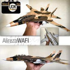 F-14/A TomCat IRIAF Iranian AirForce.  1:48 by Italeri kit.  Modeler: AlirezaWAFI  Mais um excelente trabalho por AlirezaWAFI  Obrigado por nos enviar seu trabalho.  One more excellent job by AlirezaWAFI.  Thanks for sending us AlirezaWAFI.  #tomcat #vcnaudk #usinadoskits #airplane #aeronave #aircraft #miniatura #miniature #iranian #irã #airforce #iraniano #italeri #plastimodelismo #plastickit #plastichobby #plastihobby