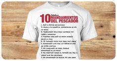 Los 10 Mandamientos del Pescador < Pesca Deportiva | GozaLaPesca.com