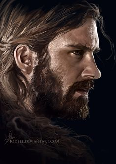 Clive Standen as Viking 'Rollo""