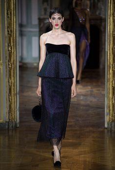 Ulyana Sergeenko Fall 2015 Couture