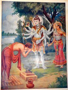 Lord Shiva Pics, Lord Shiva Family, Bhagavata Purana, Lord Vishnu Wallpapers, Lord Murugan, Religious Pictures, India Art, Shiva Shakti, Hindu Deities