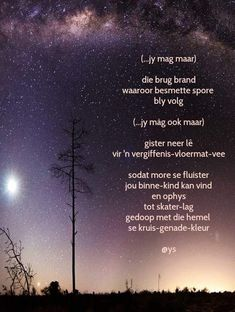 My Land, Afrikaans, South Africa, Poetry, Faith, Night, Funny, Crafts, Beautiful