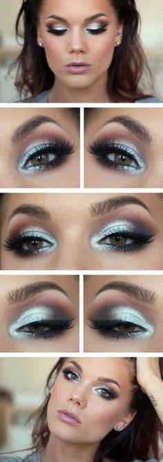 Любите макияжа с глаз !!  по cedarose