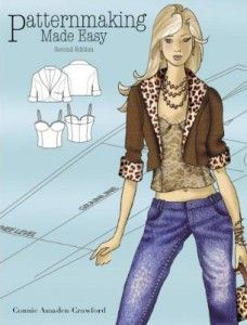 Patternmaking Made Easy, Connie Amaden-Crawford Diy Clothing, Sewing Clothes, Clothing Patterns, Sewing Patterns, Sewing Hacks, Sewing Tutorials, Sewing Crafts, Sewing Tips, Sewing Projects