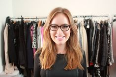 InStyle is the leading site for celebrity style. See expert fashion advice, star hairstyles, beauty tips, how-to videos and real-time red carpet coverage. Tanya Burr, Love Your Hair, Girls With Glasses, Love Her Style, Fashion Advice, Pretty People, Her Hair, Hair Inspiration, Fashion Beauty