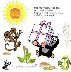 Muldvarpen har en stor gave til musen La Petite Taupe, Mole, Fairy Tales, Homeschool, Snoopy, Classroom, Clip Art, Humor, Learning