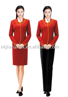 hotel receptionist uniform $9~$13